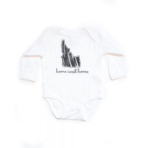 Idaho Home Sweet Home Onesie
